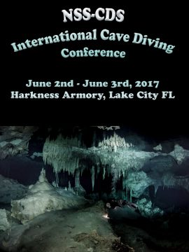 2017 NSS-CDS International Cave Diving Conference
