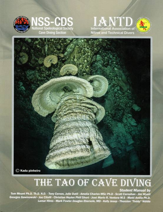 Book basic cave diving a blueprint for survival nss cds quick view malvernweather Gallery