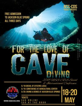 2018 NSS/CDS International Cave Diving Conference