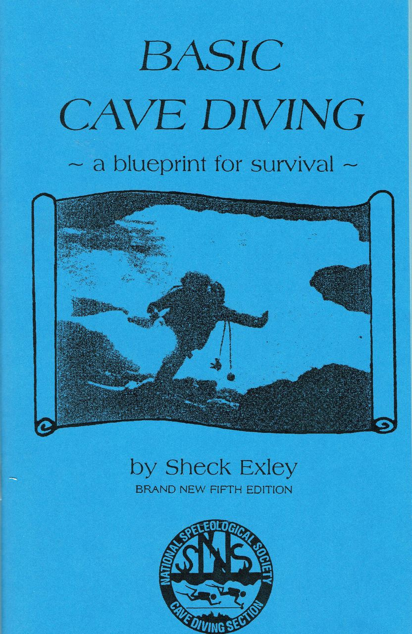 Book - Basic Cave Diving: A Blueprint for Survival