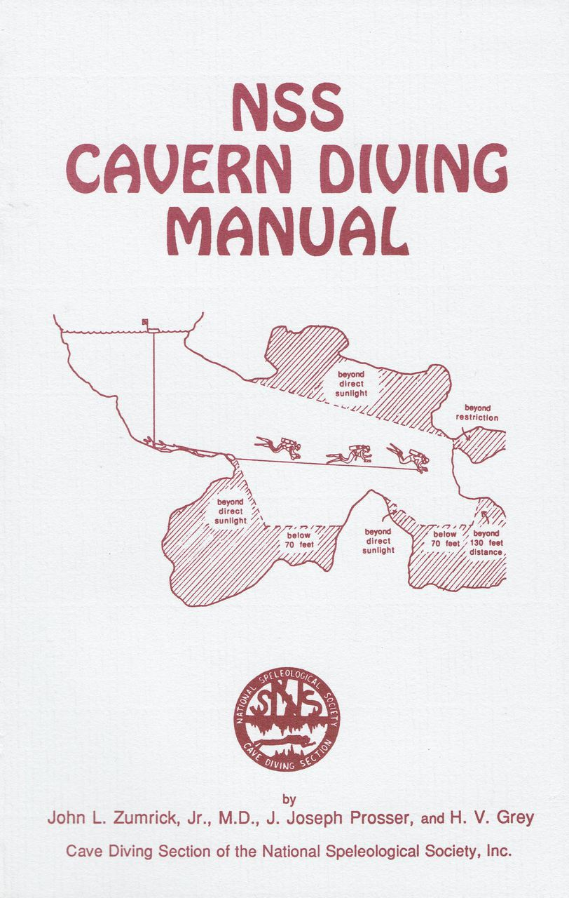 Book - NSS/CDS Cavern Diving Manual