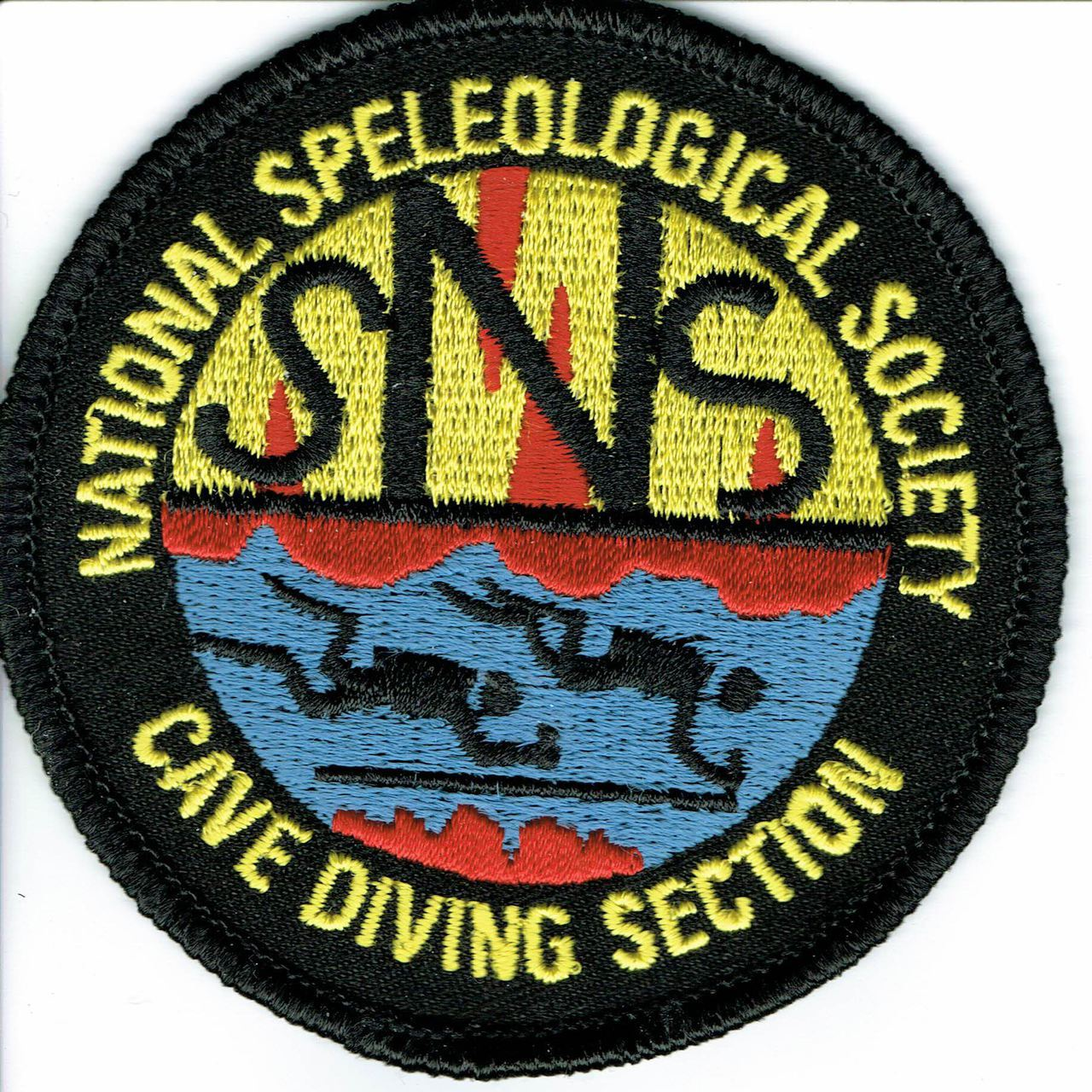 Embroidered Patch - NSS/CDS Logo