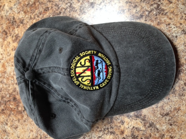 HAT - Ball Cap w/ NSS-CDS Logo - Black Pigment Dyed