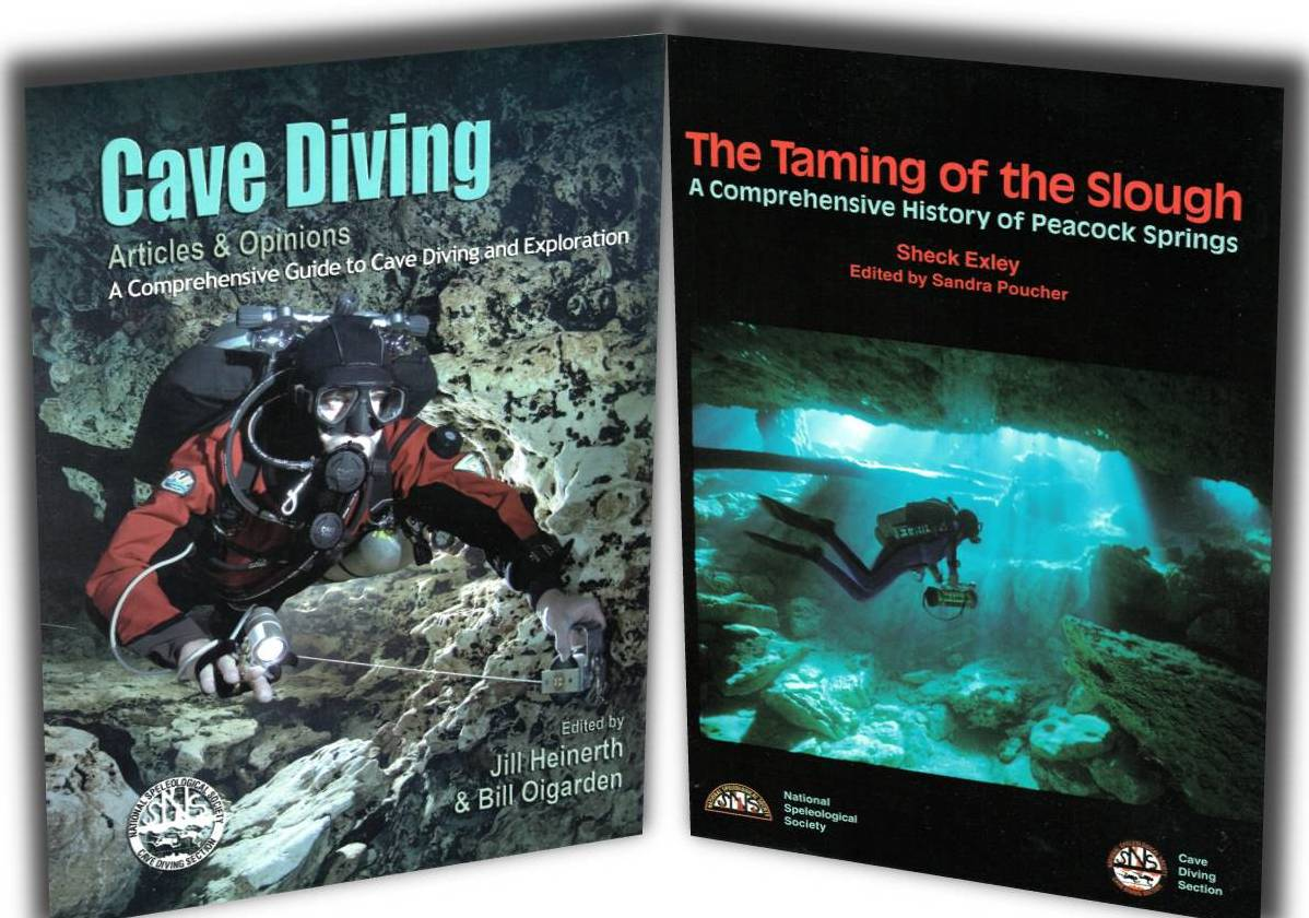 Books - Cave Diving Articles & Opinions + The Taming of the Slough